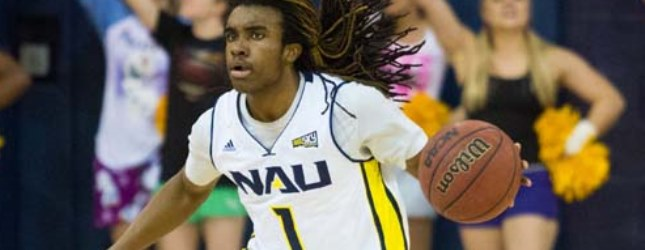 After losing point guard, NAU men post 3 hoops wins