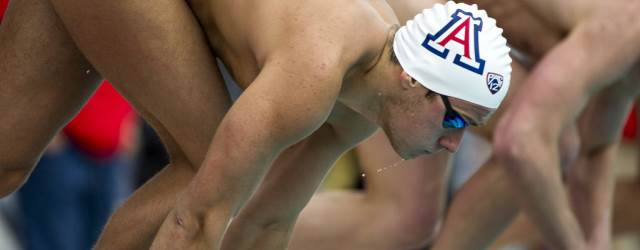 Mixed results in DeMont's first year as UA swim coach
