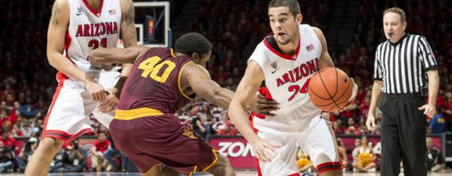 Wildcats pounce early, run away with hoops win over ASU