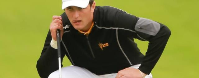 Men's golf team shaping up as one of ASU's best