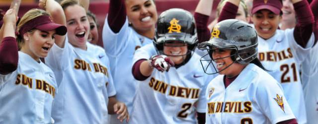 ASU softball unveils new pitching staff in today's opener