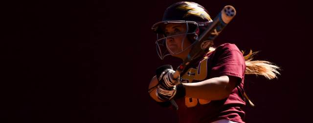 Big bats on display as UA vs. ASU softball series begins
