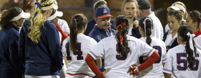 Super Regional curse: UA softball swept 2nd straight year