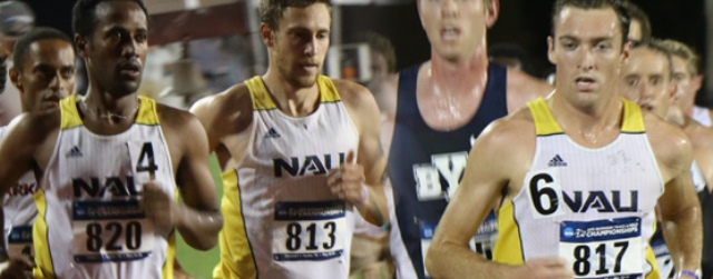 NAU men's track still dominates with 8th straight title
