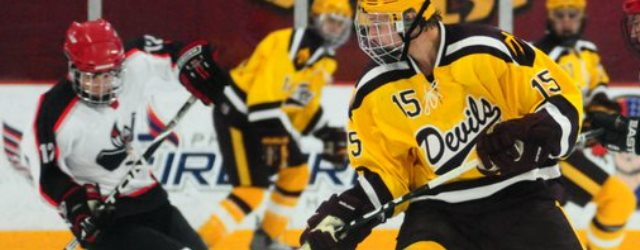 Historic start: ASU ice hockey begins as varsity sport