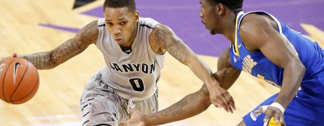 GCU basketball starts new season with 84-point display