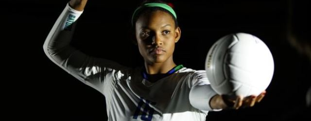 Xavier's Lanier named Gatorade Volleyball National POY