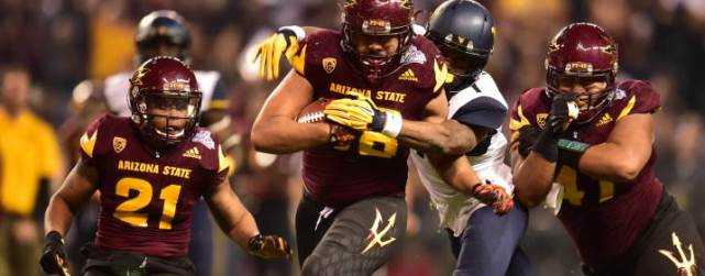 After 8 lead changes, ASU falls to WVU in Cactus Bowl