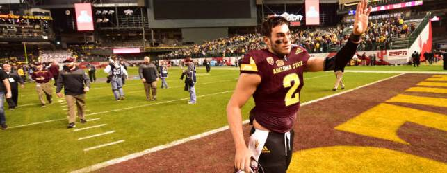 Movin' on…2015 a season to forget for ASU, UA football
