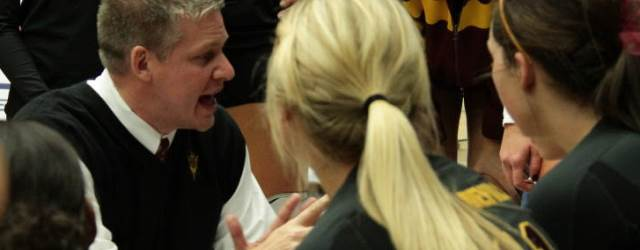Jason Watson leaves, ASU volleyball takes a double hit