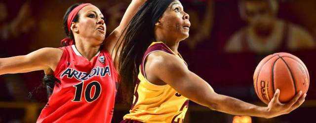 UA standing in the way of ASU women's hoops records