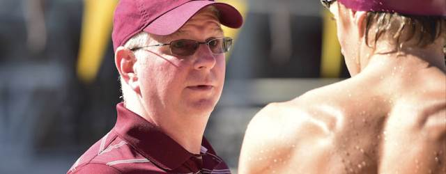 UA upset is huge win for ASU's new swim coach Bowman
