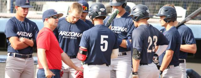 Jay Johnson era begins as UA baseball opens with Rice