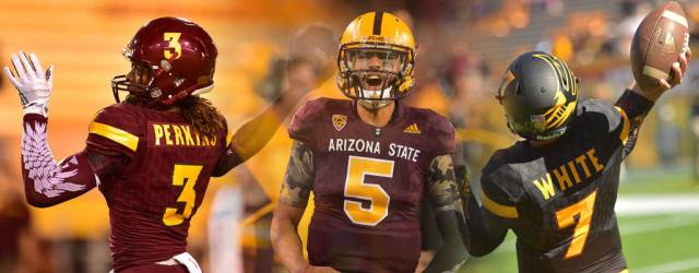 Spring practice starts as ASU begins search for new QB