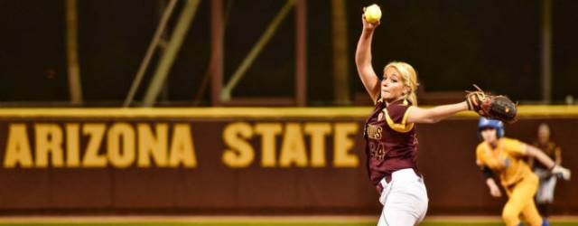 So, how is 'tag-team' coaching working for ASU softball?