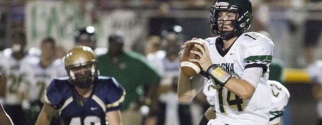Basha High now has top dual-threat QB in Class of 2017