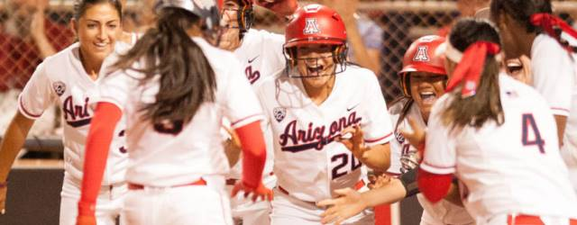 UA wins softball regional; ASU falls to LSU – again