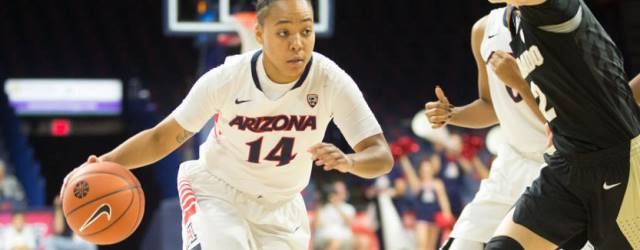 Barnes laying groundwork for UA women's hoops revival