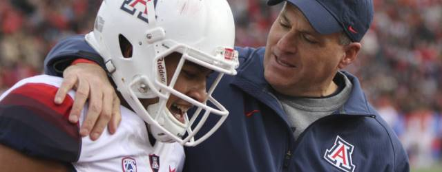 Opinion: UA's Rich Rod will start Anu Solomon at QB