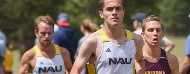 NAU, ASU open XC season with George Kyte wins