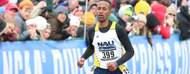 Track coach Eric Heins will leave NAU with nat'l XC title