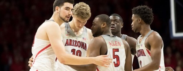 91-75…UA size too much for short-handed ASU basketball