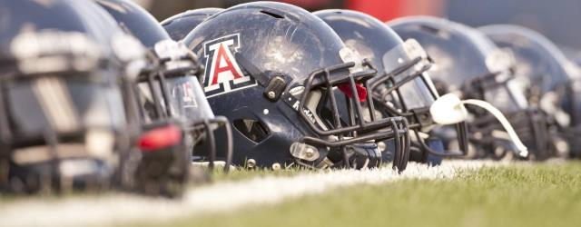 Top-tier D-I programs targeting UA football commits