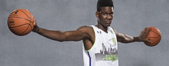 Hillcrest's DeAndre Aynton living up to hoops hype as #1