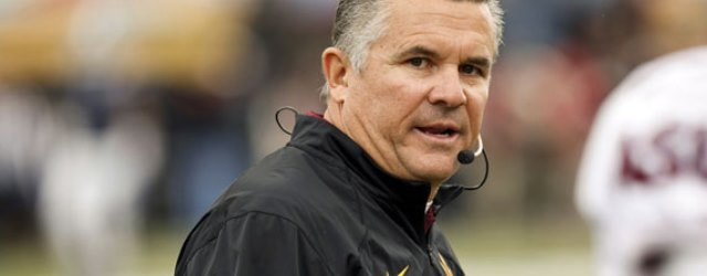 Lindsey leaves ASU; Graham must find third OC in 3 years