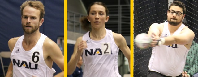 'Deep & strong' NAU ready for indoor T&F championships