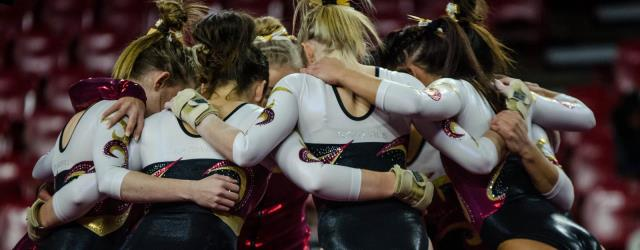 Upset of UA is first Pac-12 win for ASU gymnasts in 3 yrs