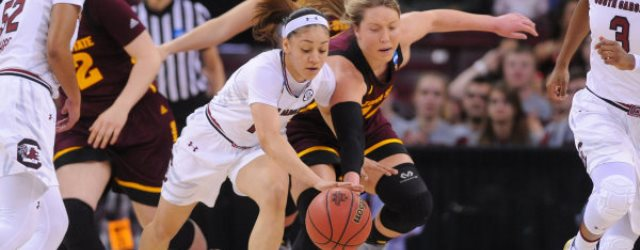 ASU women ousted in NCAA 2nd round by old nemesis