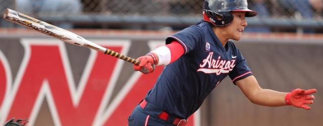 Hot bats, strong pitching has UA softball ranked No. 5