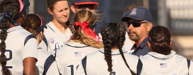 UA's Candrea notches 1,500 softball wins; GCU up next