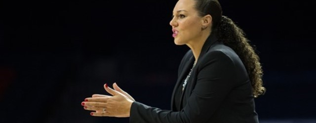 Barnes building UA women's hoops with 5-star recruit