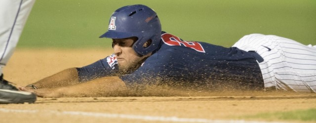 UA baseball done, fails to get past Texas Regional
