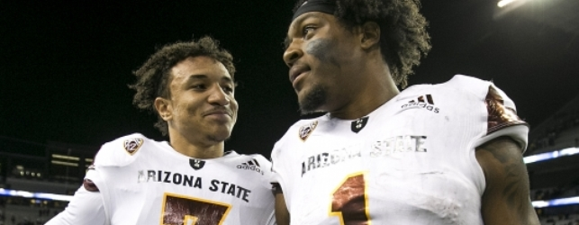 Chandler's Lucas & Harry team up again for ASU football
