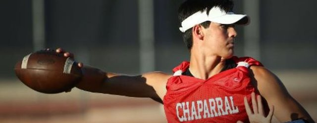 Jack's back! Miller and Chaparral HS football win big
