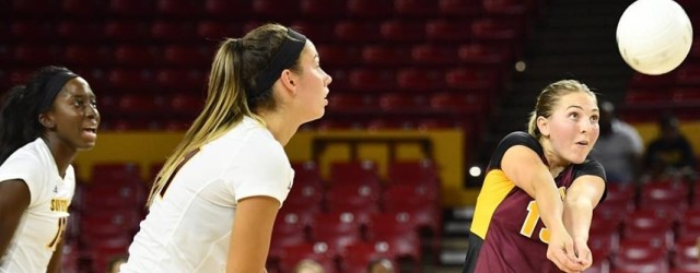 Sitting at 0-12, ASU volleyball can't buy a Pac-12 win
