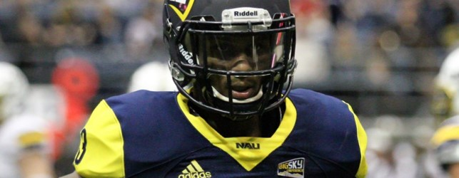 NAU football topples #7 Illinois State for 3rd straight win