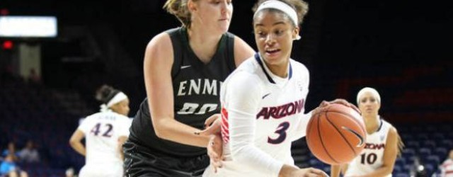 Injury-plagued Taryn Griffey ends UA basketball career