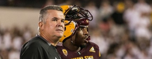 Todd Graham's fate a tough call for ASU AD Anderson