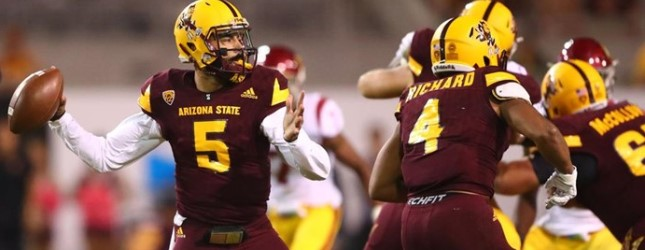 ASU football starts hiring; QB Wilkins now on fourth OC