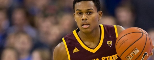 ASU, Holder playing like the hottest hoops team in town