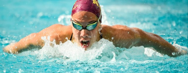 ASU swimmers warm up for UA by upsetting No. 2 Texas