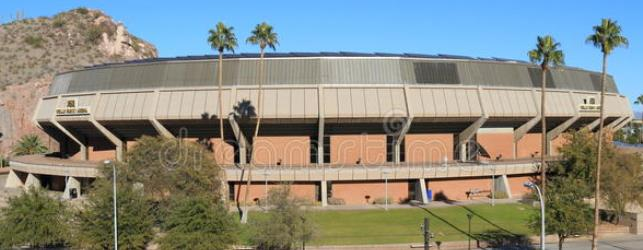 ASU ups 'arms race' with Wells Fargo reno, hockey arena