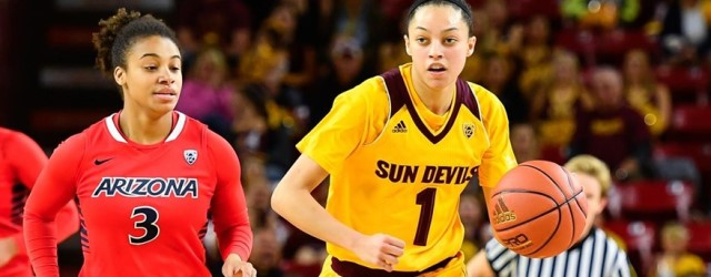 UA women test ASU hoops program again, but get swept