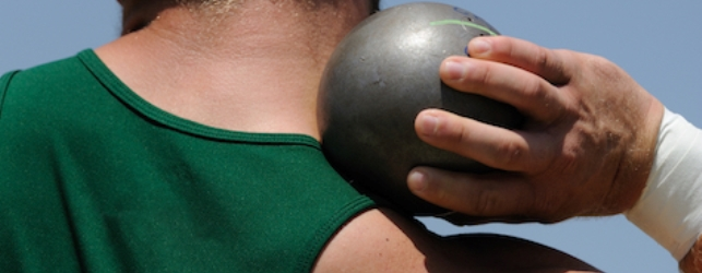 Shot-put circle is center stage at Chandler Rotary Invite