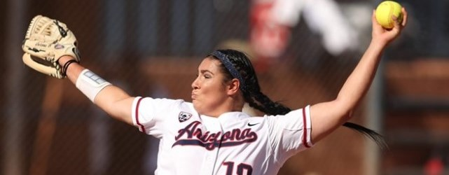 UA takes softball series from ASU in extra-inning thriller