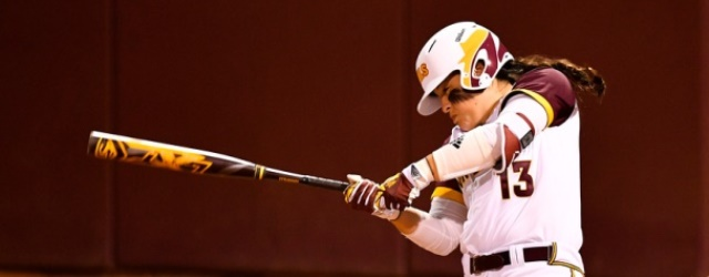 Losses to Oklahoma, Oregon knock ASU out of  WCWS